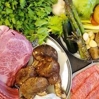 創作和食店 「西麻布イマドキ」 にGOTO!A5 和牛すき焼き食べ放題プラン (ホテルでの朝食付)