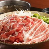 創作和食店 「西麻布イマドキ」 にGOTO! 選べるもつ鍋or豚しゃぶ9品コース(ホテルでの朝食付)