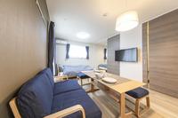 【禁煙】さわやかマリンスタイルアパート型ホテル(1DK)
