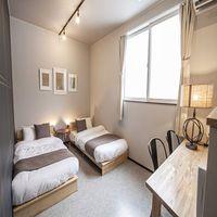 ファミリールーム/禁煙/最大6人/1寝室/44平米/R3