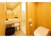 【1名利用で超快適♪全室お風呂トイレ別でゆったり♪】スーペリアツインをお一人で♪(朝食付き)