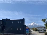 ★一軒家丸々貸切★朝食付きプラン★リビング、バルコニー、バスルームから雄大な富士山を一望出来ます★