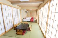 【1日1室限定】ムービングルーム 高級食材含む2食付【専用お風呂有り】