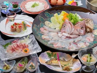 地物を厳選☆海鮮鍋満喫プラン