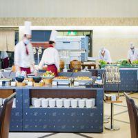 <さき楽15>クラムチャウダーパイ包み焼など冬の美味しい贅沢ビュッフェ〜レストランパレシオグランデ