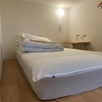 ミックスドミトリールーム(シングルサイズの上・下段寝室)
