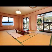 【テラス付き】12畳和室