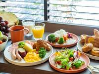 【カップルプラン】12:00レイトチェックアウト付〈朝食付〉