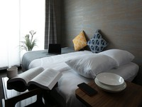 【全室バルコニー完備】最新家電とキッチン完備の客室◆ランドーオープン記念プラン