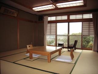 和室11.5畳客室(広縁なし)【バス・トイレなし】