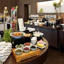 【ホテルで朝食を!】お得なプラン 12時チェックアウト&朝食付