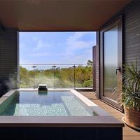 【スタンダードプラン】露天風呂付客室でお部屋食◆伊豆の四季を味わう季節の創作懐石ディナー