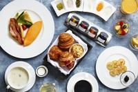 【朝食付き】シャンパーニュやトリュフなどを朝食で
