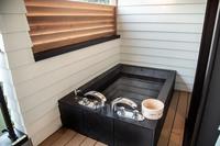【直前超割プラン】新規オープン☆全室人工温泉露天風呂、プロジェクター付きでゆっくり過ごせる快適空間