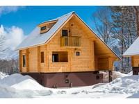 【スキー・スノボ】3泊〜3LDK ロフト付きログハウス(10名様)【素泊まり・禁煙】
