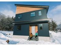 【スキー・スノボ】3泊〜Wagaya Chalet オシャレな一棟貸し【素泊り・禁煙】