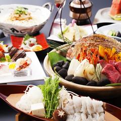 【季節だより】 〜旬の季替り膳を愉しむプラン
