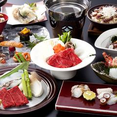 夏の妙なる饗宴〜麦藁蛸と淡路牛の季替り膳【夏得】