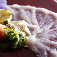 淡路島3年とらふぐをフルコースで味わうプラン【あわじ島食旅】
