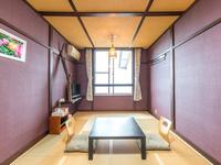 【禁煙】和室1〜4人部屋