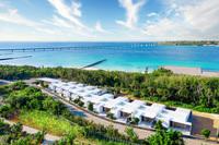 東洋一の美しさを誇るビーチで過ごすスイートプラン〈温水プール付〉