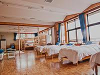 【学校2階を貸切】キッチン付(定員12名)1日1組限定