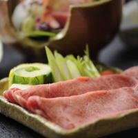 【夕食グレードUP】幻の村沢牛を贅沢にしゃぶしゃぶで食す♪「自分にご褒美 贅沢三昧極会席プラン」