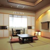 リニューアル和室10畳<シャワーブース・トイレ付><禁煙>