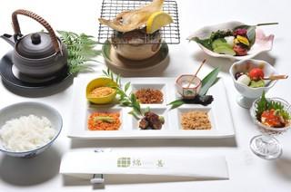 1泊2食・春夏秋冬・季節の京会席とぶぶ漬け朝食プラン