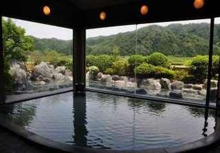 【しまね★美肌スイッチ】田舎時間◆かけ流し温泉を楽しむ【合計1万名様しまねの日本酒プレゼント】