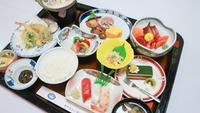 【 2食付 】オーシャンビュー!トロン温泉×魚介類をたっぷり味わえる磯料理=三陸の旬を満喫♪