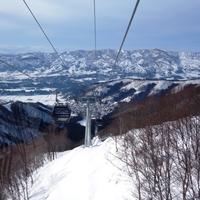 【リフト1日券】+【信州牛サーロインステーキ】野沢の家庭料理とスキースノボで冬を満喫。2食付プラン