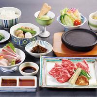 【室数限定】「国産牛 ステーキ御膳」夕食付き宿泊プラン