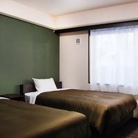 ◇禁煙◇ツインルーム【120cm幅ベッド2台】