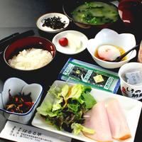 【1泊朝食付き】忙しい朝は和朝食を食べて観光へ!チェックイン21時までOK《四国在住者限定》