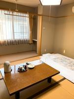 和室6畳2階のお部屋です 階段です