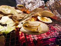 ファミリー・グループにおススメ★釣った魚で海鮮BBQを楽しもう♪オプションで漁港直送の海鮮も追加◎