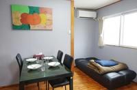 非接触型宿泊マンション一室貸切
