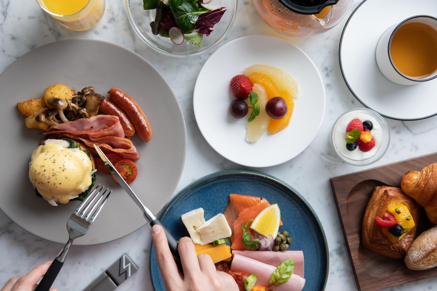 豊かな食文化を誇る金沢、北陸の地元食材を取り入れたこだわりの朝食付きプラン