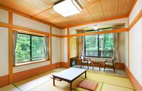 和室8畳+広緑 トイレ付
