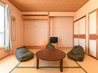 【禁煙】和室1〜4名様(バス・トイレなし)(2-4)