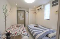 【6連泊以上プラン】ゆったりソファのあるお部屋(自炊可能)