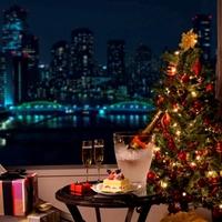 【Xmas2018★アーリークリスマス★高層階確約!クリスマスケーキ&スパークリングワイン付】