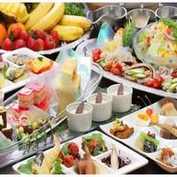 【年末年始限定】当館1番人気夕食プラン!島の幸満載・食材100種類ファミリーバイキング