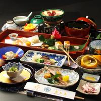 【-参-日野郷土膳】近江日野牛ステーキ(約100g)付!日野の伝統とおもてなしを贅沢に