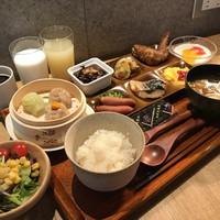 【朝食付】和洋から選べるプレート朝食プラン!