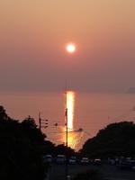 【素泊まりプラン】幸せ橋から玄海灘に沈む夕日が絶景