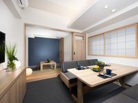 【長期割:素泊り】全室キッチン付きで自炊可能!約40平米以上!快適に暮らせるホテルステイ!