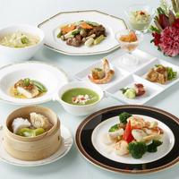 ■中国料理×スタンダードコース■迷ったらコレ!落ち着いた空間の「花林」で中国料理を堪能 嬉しい特典付