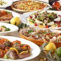 〜Buffet Dinner〜大人気バイキング&土日祝は蟹食べ放題